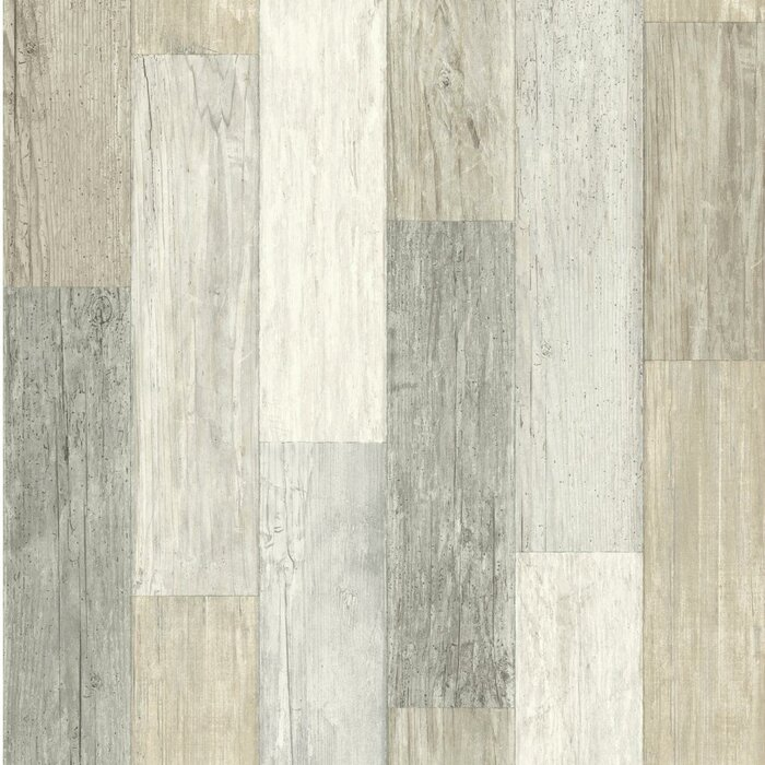 Pallet Board 33 L X 20 5 W Wood And Shiplap Wallpaper Roll