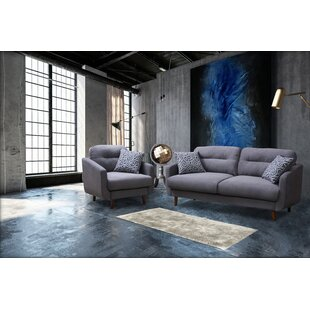 Glasgow Configurable Living Room Set by Crawford & Burke