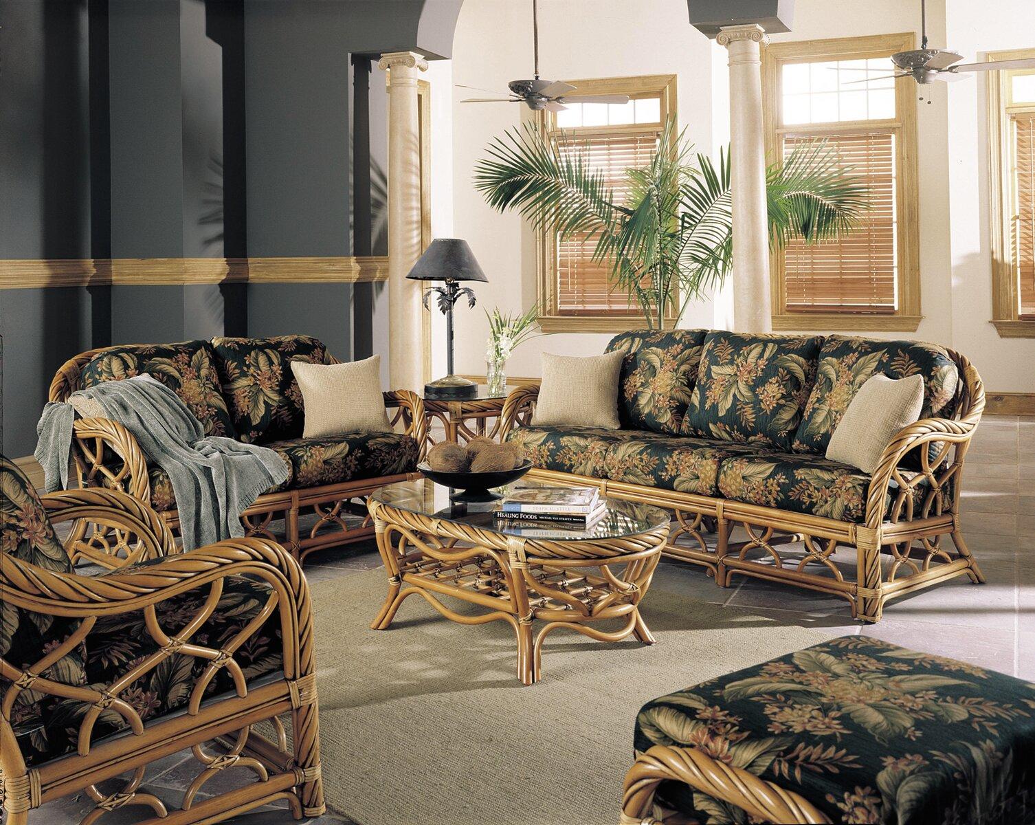 Galindo 6 Piece Living Room Set