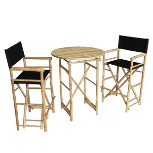 Waterford 3 Piece Bar Height Dining Set b..