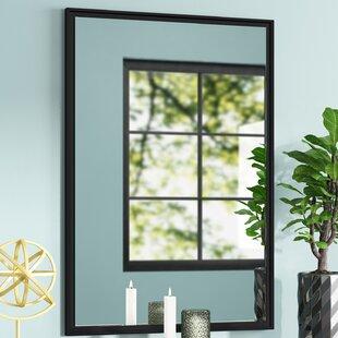 Comparison Marinella Float Bathroom/Vanity Mirror ByEbern Designs