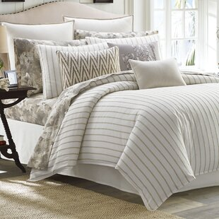 Tommy Bahama Home Sandy Coast 3 Piece Duvet Cover Set