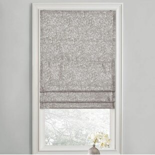 Gray Silver Roman Blinds Shades Youll Love Wayfair