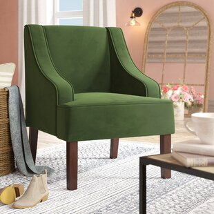 Antoinette Velvet Swoop Armchair Laurel Foundry Modern Farmhouse Read  Reviews ...