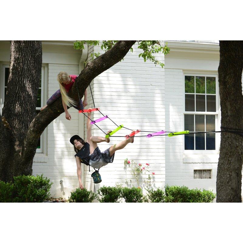 15' Ninjaline Ladder