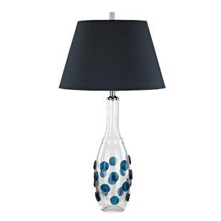 Carmen 30'' Table Lamp by Latitude Run