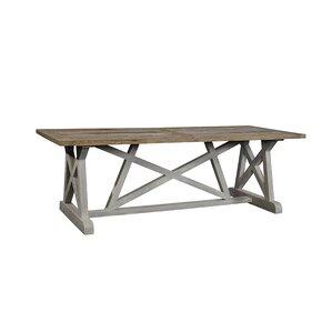 Aquarius Dining Table by Furniture Classics LTD