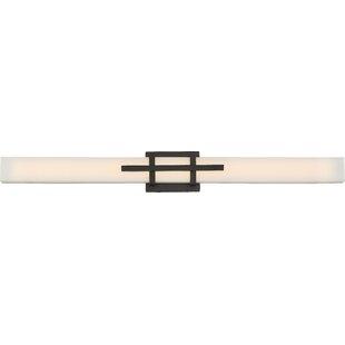 Orren Ellis Charybdis LED 1-Light Bath Bar
