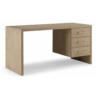 Mcgregor Solid Wood Writing Desk