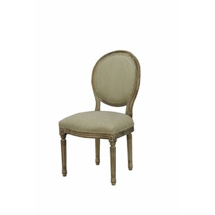 Kacie Upholstered Dining Chair (Set of 4) by One Allium Way