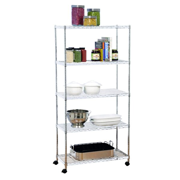 Storage Shelves & Shelving Units | Wayfair