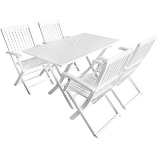 Baur 4 Seater Dining Set By Sol 72 Outdoor