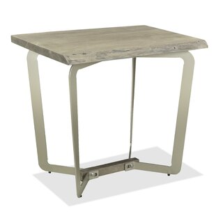 Ivanna End Table by Union Rustic