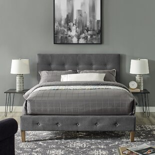 Monona Upholstered Platform Bed