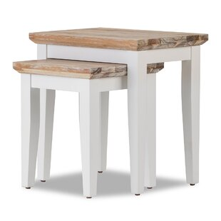 Benedict 2 Piece Nest Of Tables By Brambly Cottage