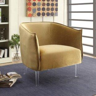 Orren Ellis Queensbury Barrel Chair