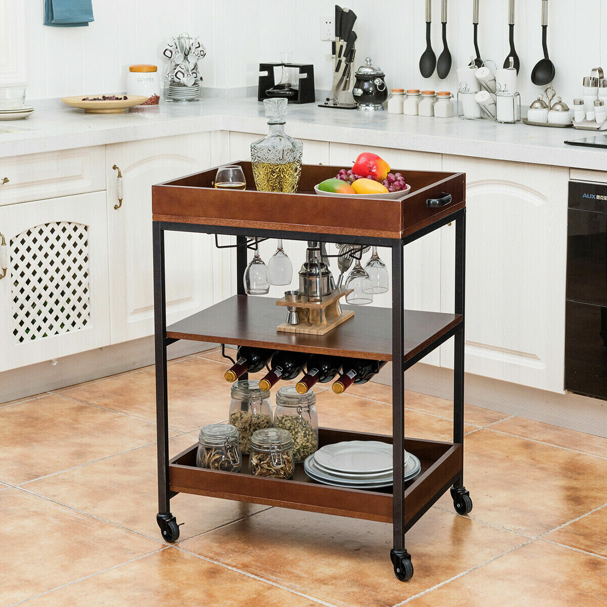 Borum Bar Cart