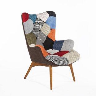 Etonnant Patchwork Armchair