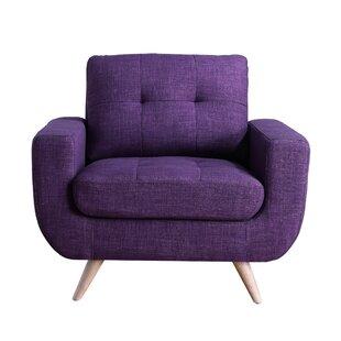 Purple Accent Chairs Youu0027ll Love | Wayfair