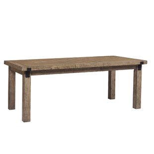 Fort Oglethorpe Extendable Dining Table Laurel Foundry Modern Farmhouse