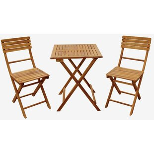 Hereford 2 Seater Bistro Set By Sol 72 Outdoor