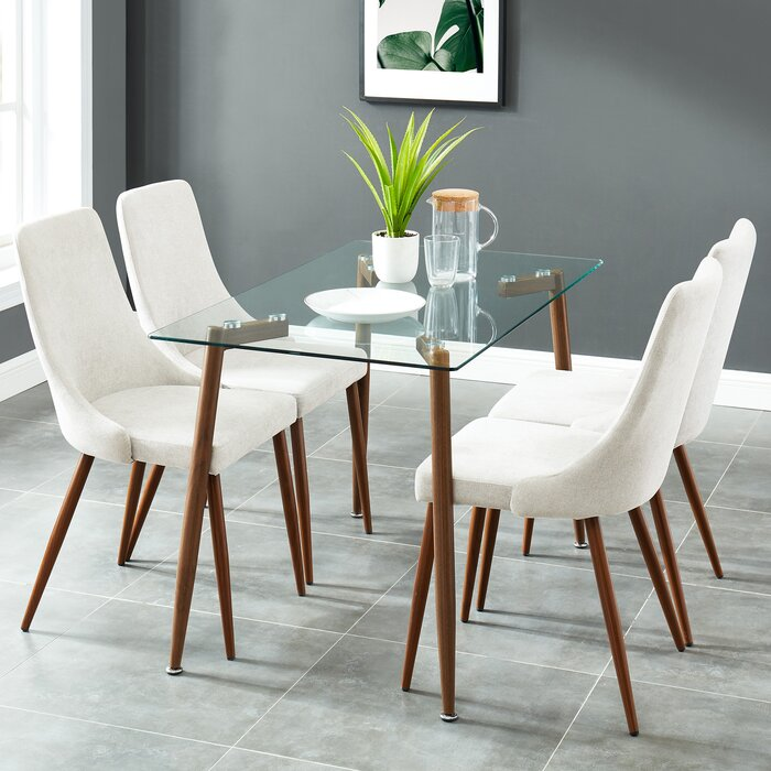 Strathcona Contemporary Dining Table