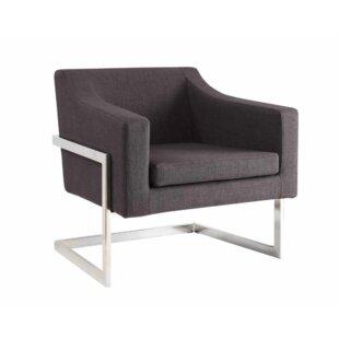 Orren Ellis Pepperdine Armchair