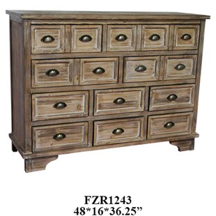 Henderson 10 Drawer Dresser by Crestview Collection Cheap