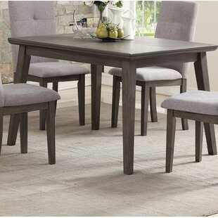 Kenna Dining Table by Gracie Oaks 2019 Sale