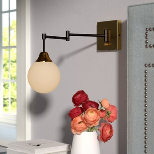 Bautista Swing Arm Lamp by..