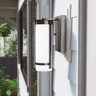 Leiser Outdoor Sconce