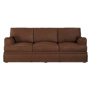 Alto Leather Sofa Bed by Westland and Birch Great price