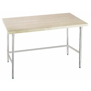 Prep Table with Wood Top by A-Line by ..