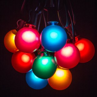 Hometown Evolution, Inc. 25-Light Globe String Lights
