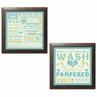 Teal Bathroom Wall Decor Wayfair