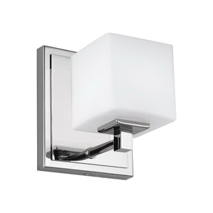 Ebern Designs Heim LED Outdoor Sconce