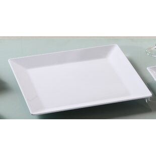 Seaham 1 Square Melamine Platter (Set of 6)