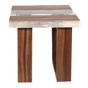 Union Rustic Jean End Table