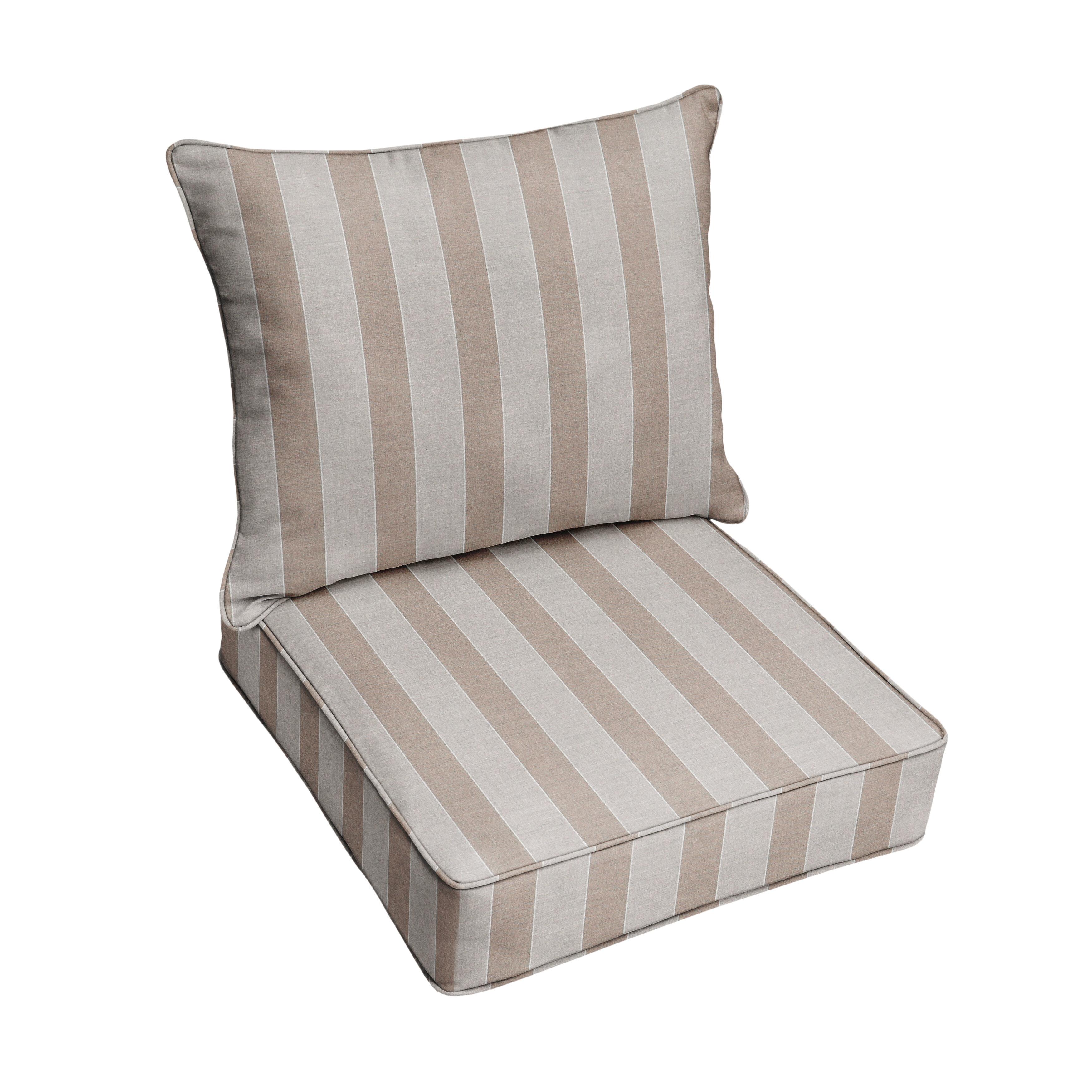 Range Dune Indoor Outdoor Sunbrella Seat Cushion Joss Main
