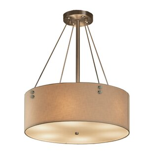 Latitude Run Red Hook 3-Light Pendant