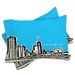 Bird Ave Chicago Pillowcase