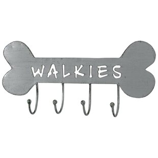 Walkies Dog Bone Hook By Happy Larry