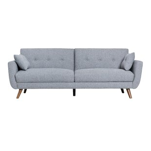 Desirae 3 Seater Clic Clac Sofa Bed By Isabelline