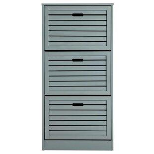 12 Pair Overdoor Shoe Storage Cabinet By Beachcrest Home