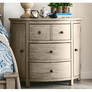 Arria 3 Drawer Nightstand By Gracie Oaks
