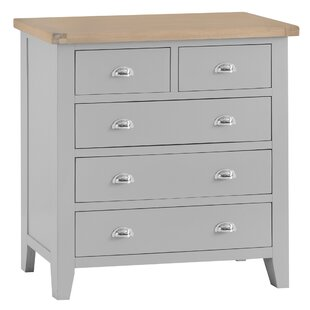 Winnfield 5 Drawer Chest By August Grove