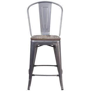 Patty 24 Bar Stool Williston Forge