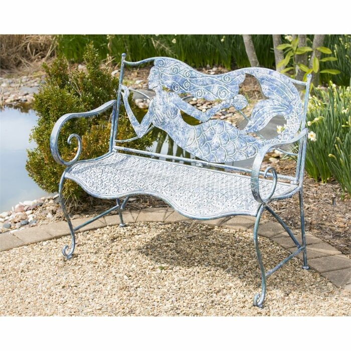 Amazing Mermaid Bench Garden Park Bench Gmtry Best Dining Table And Chair Ideas Images Gmtryco