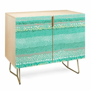 Ninola Little Dots Textured Accent Cabinet by East Urban Home
