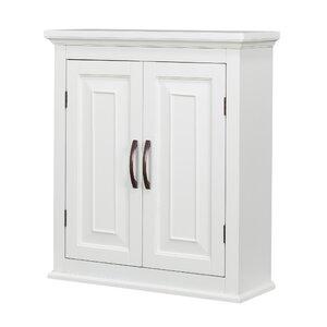 tengan 225 w x 25 h wall mounted cabinet - White Bathroom Storage Cabinet